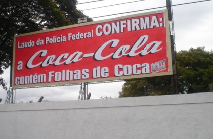 Polêmica Coca-cola x Dolly
